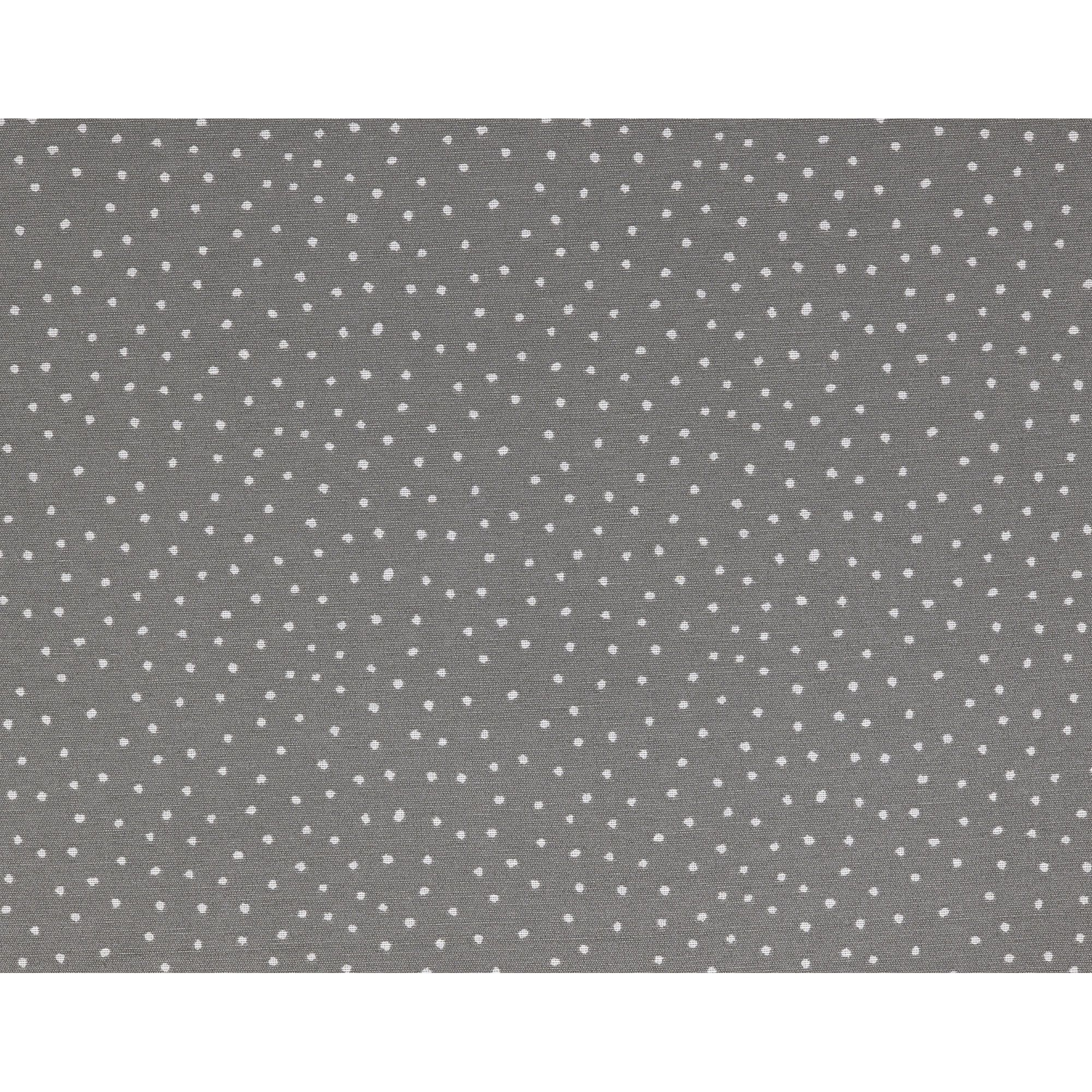 mooie dikke stof joanie met subtiel stippendessin deze stof is verkrijgbaar per meter en geschikt
