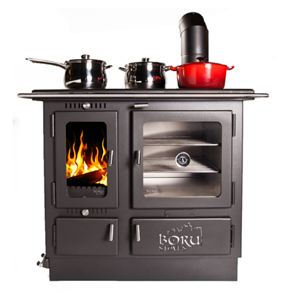 Kitchen Stove Fire: An Image Of A Cook Stove Called The Ellis Cook Stove