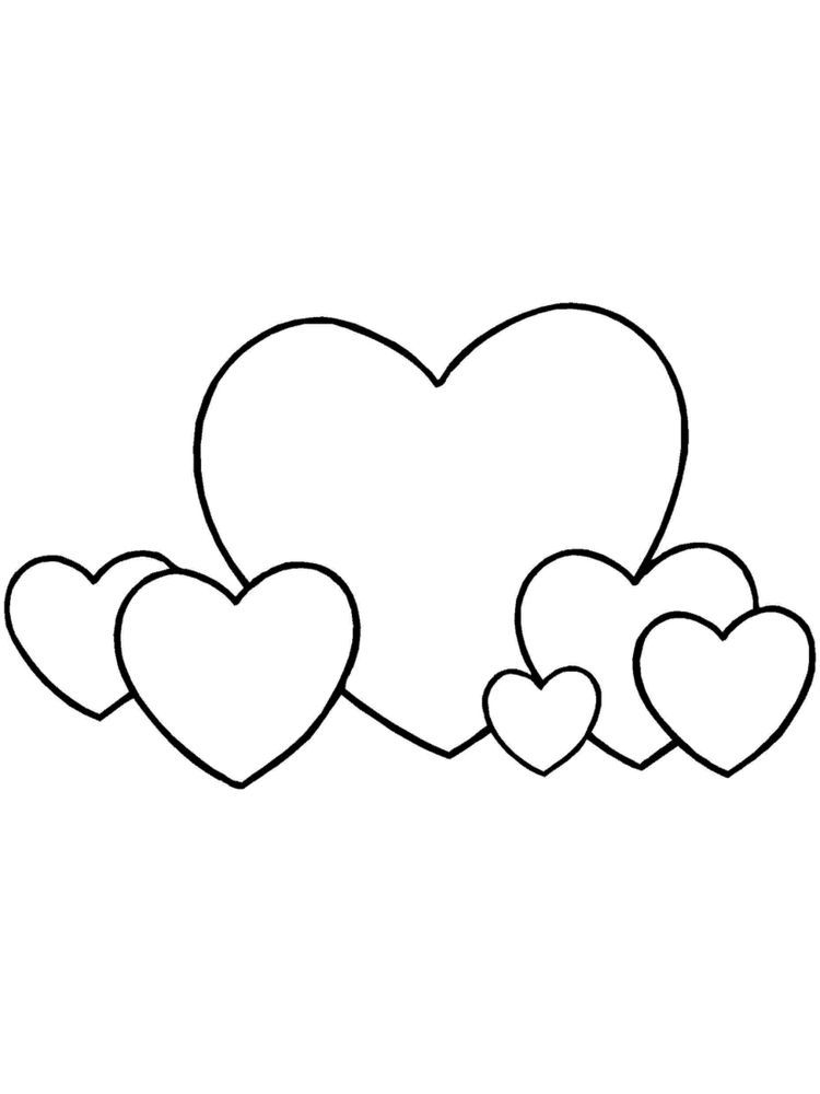 Heart Coloring Pages Youtube Below Is A Collection Of Heart Coloring Page Which You Can Download For F Heart Coloring Pages Cool Coloring Pages Coloring Pages
