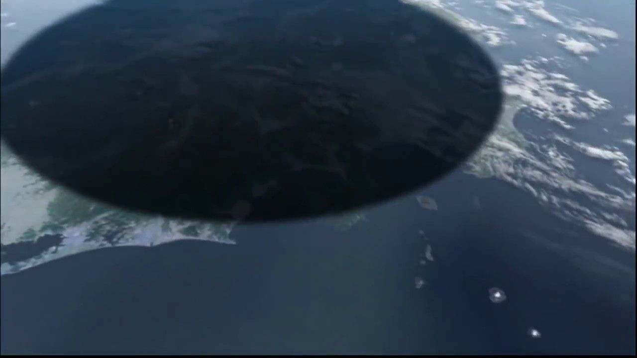 ○ Discovery Channel - Large Asteroid Impact Simulation