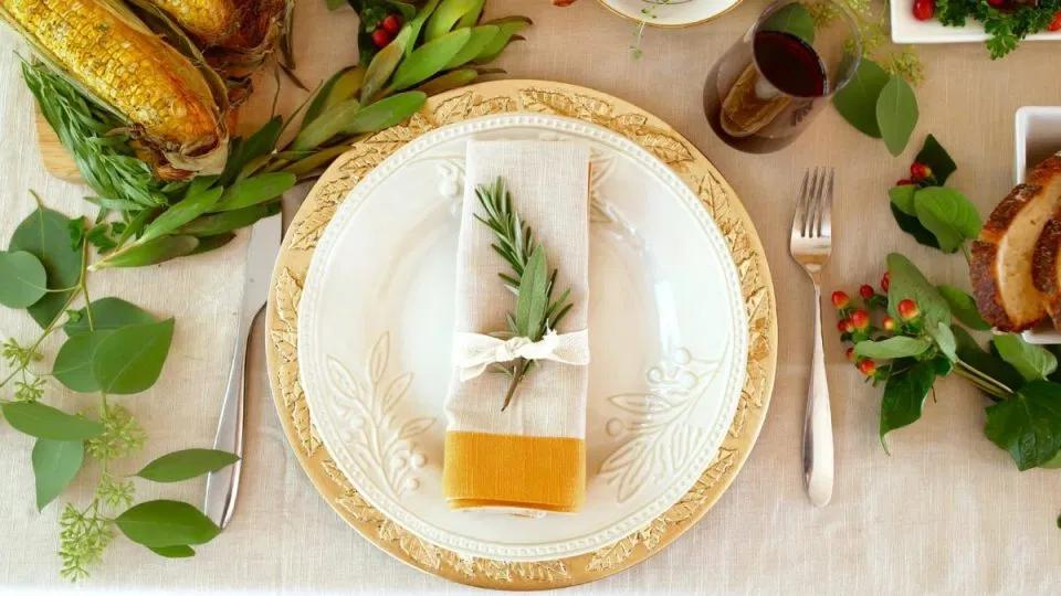 12 Herbal Thanksgiving Dinner Recipes