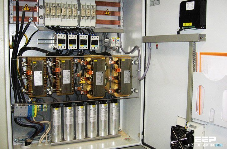 Power Factor Improvement In 2020 Capacitors Electrical Engineering Electrical Installation