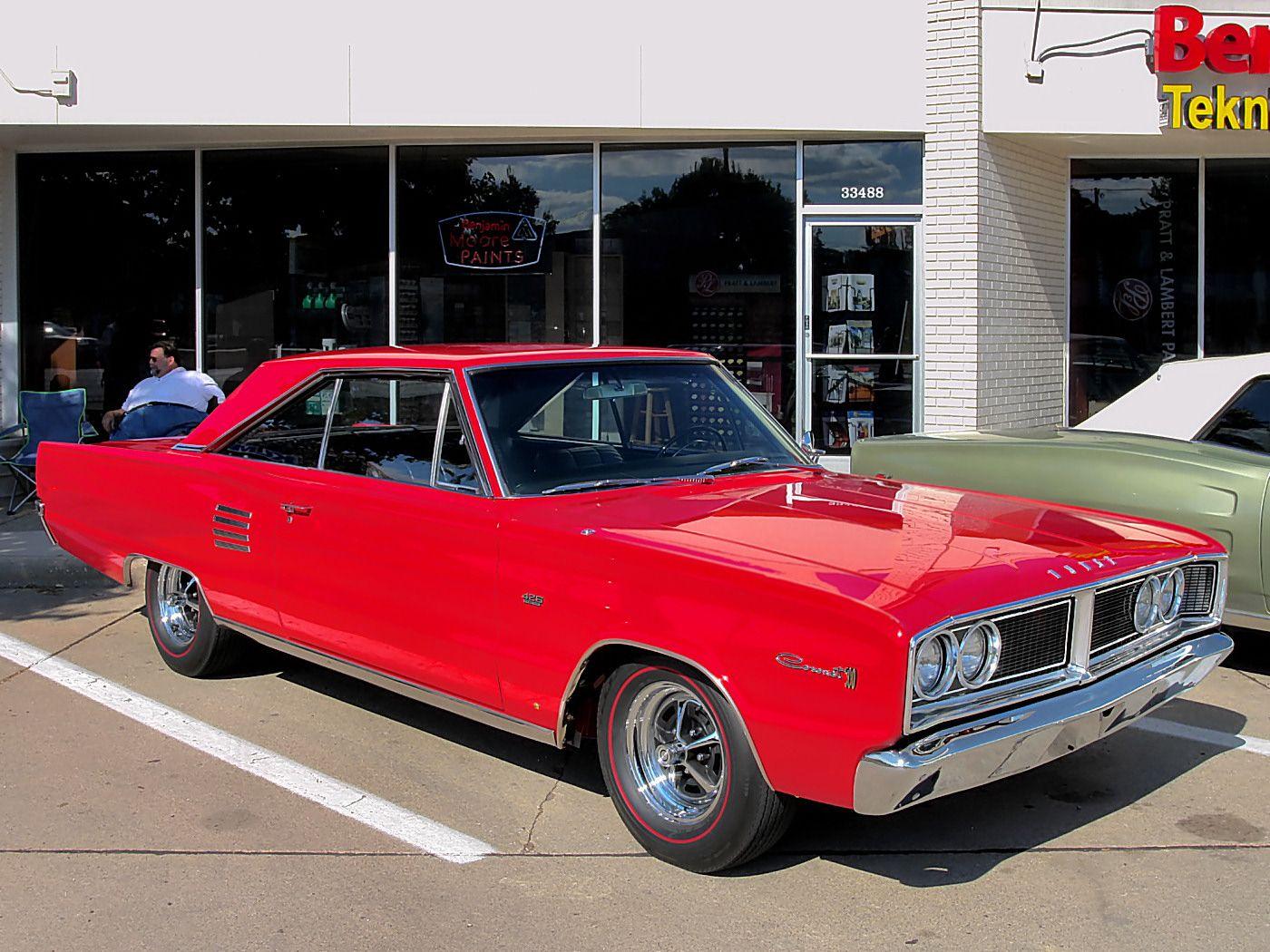 Cars 1966 dodge coronet 500 hardtop 426 street hemi 4 speed bright red fvr 2007 dream