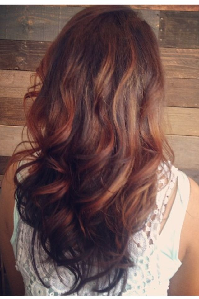 Balayage And Layered Haircut By Stephanie Allen At Hair Refinery