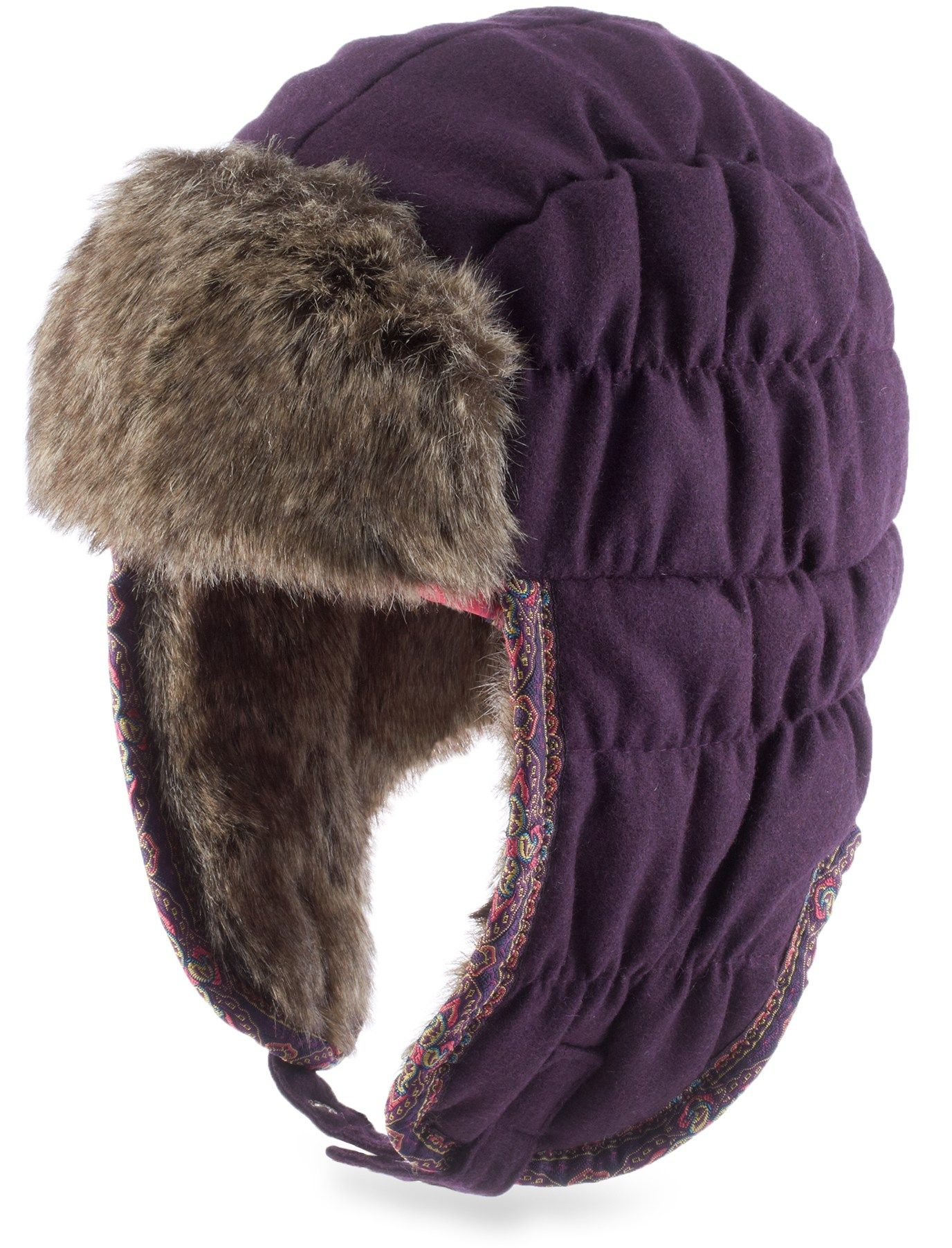 27f071cb6 Rei Female Quilted Aviator Hat - Women's | *Apparel & Accessories ...