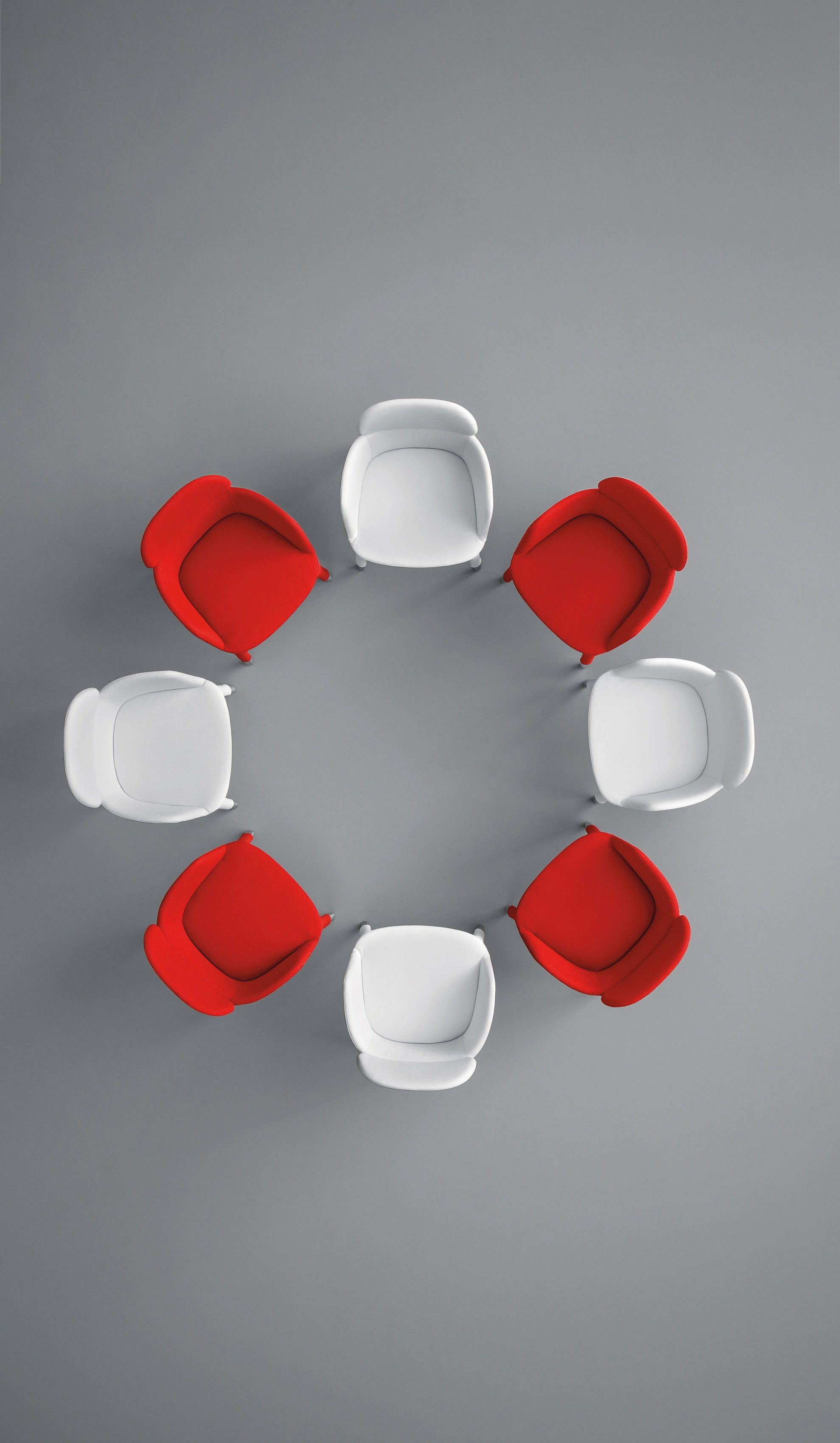 Chair Design Top View Covers Sale Calgary Ester Chairs From White And Red Love It New