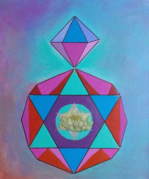 arte que sana sicologia del color sacredgeometry lorena carreño