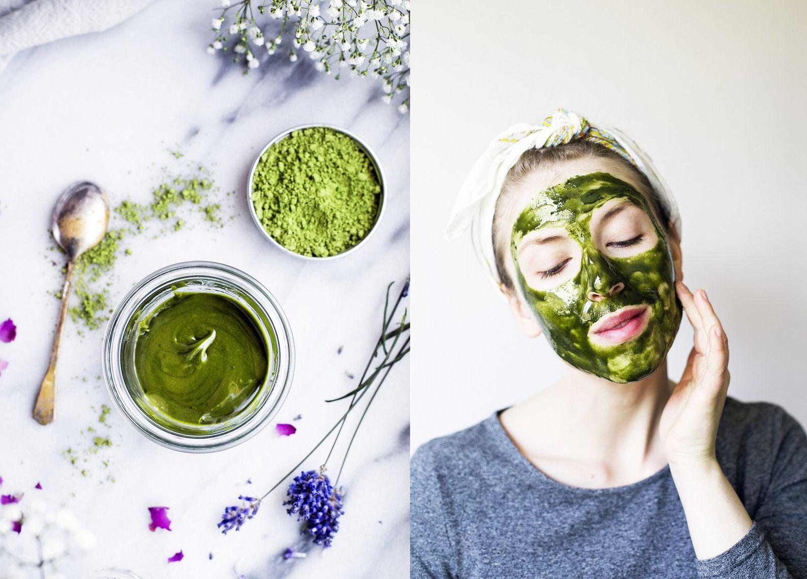 Egna ansiktsmasker går snabbt att röra ihop hemma i köket och jag gillar att använda ingredienser från skafferiet till hemmagjorda hudvårdsprodukter (klicka på länken för att komma till ett...