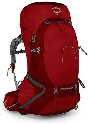Disfrute exclusivo de Osprey Packs Atmos AG 65 Mochila para hombres Mochilas en línea – Looknewclothing