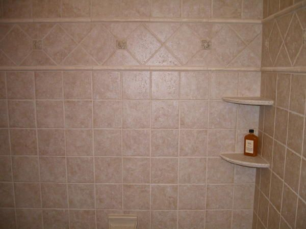 Travertine Tile Borders Porcelain With