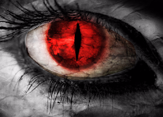 The Budding Me When The Hope Is Lost The Evil Wins Eyes Artwork Demon Eyes Crazy Eyes