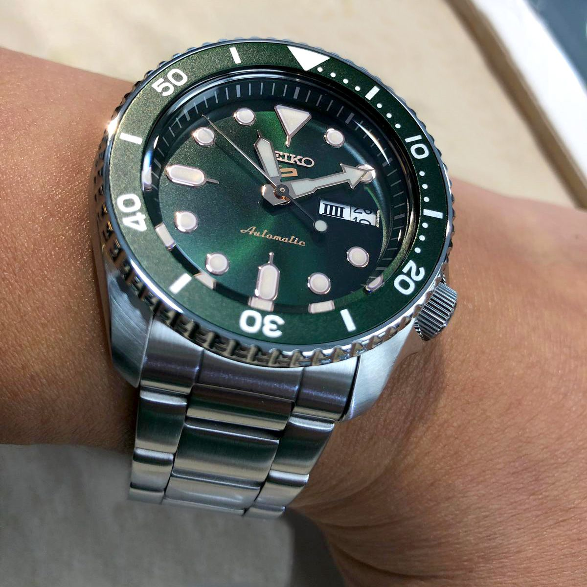 Rebirth of cool The New Seiko 5 Sports line in 2020