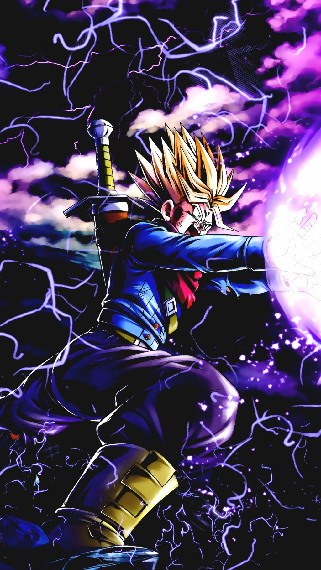 20 4K Wallpapers of DBZ and Super for Phones | Displate thumbnail