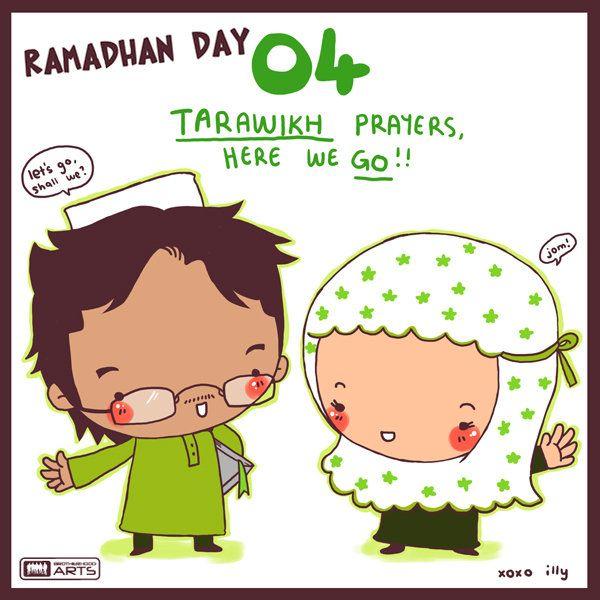 A Muslimahs Musings Fun Day Ramadan Calendar