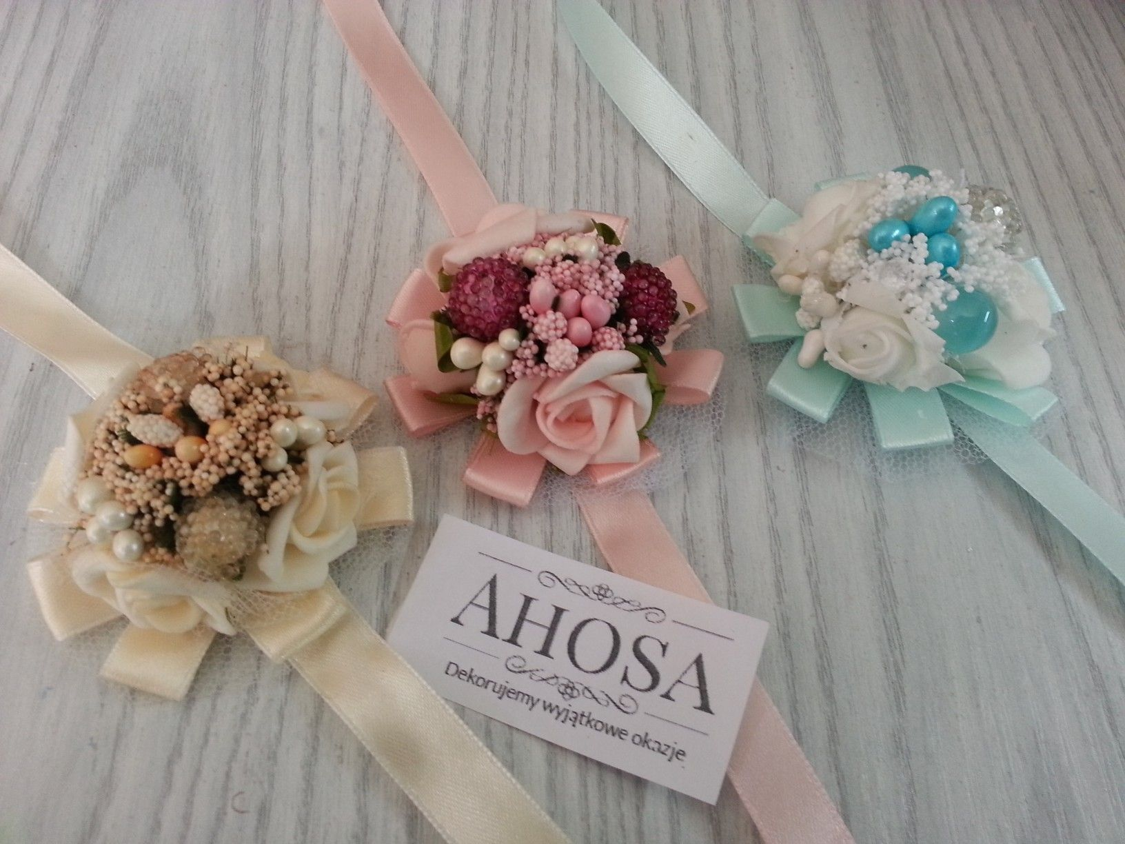Kotyliony Rozety Na Bal Slub Studniowke Za Linki Broszki Flower Girl Dresses Flower Girl Wedding Dresses