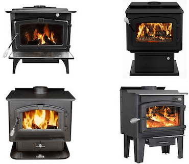 Most Efficient Wood Stoves Reviews Of Epa Certified Stoves