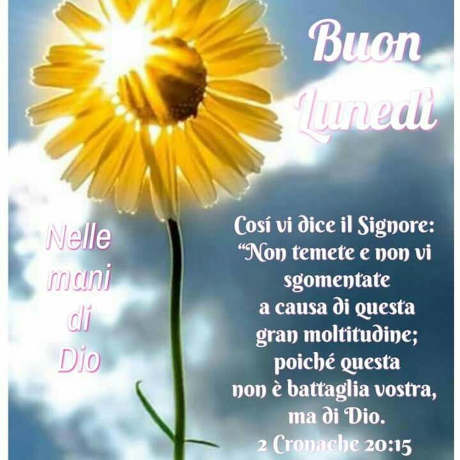 Frasi Buongiorno Buon Lunedi.Buongiorno E Buon Lunedi Con Frasi Della Bibbia Buon Lunedi Buongiorno Lunedi
