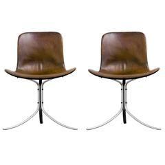 Poul Kjærholm Chairs
