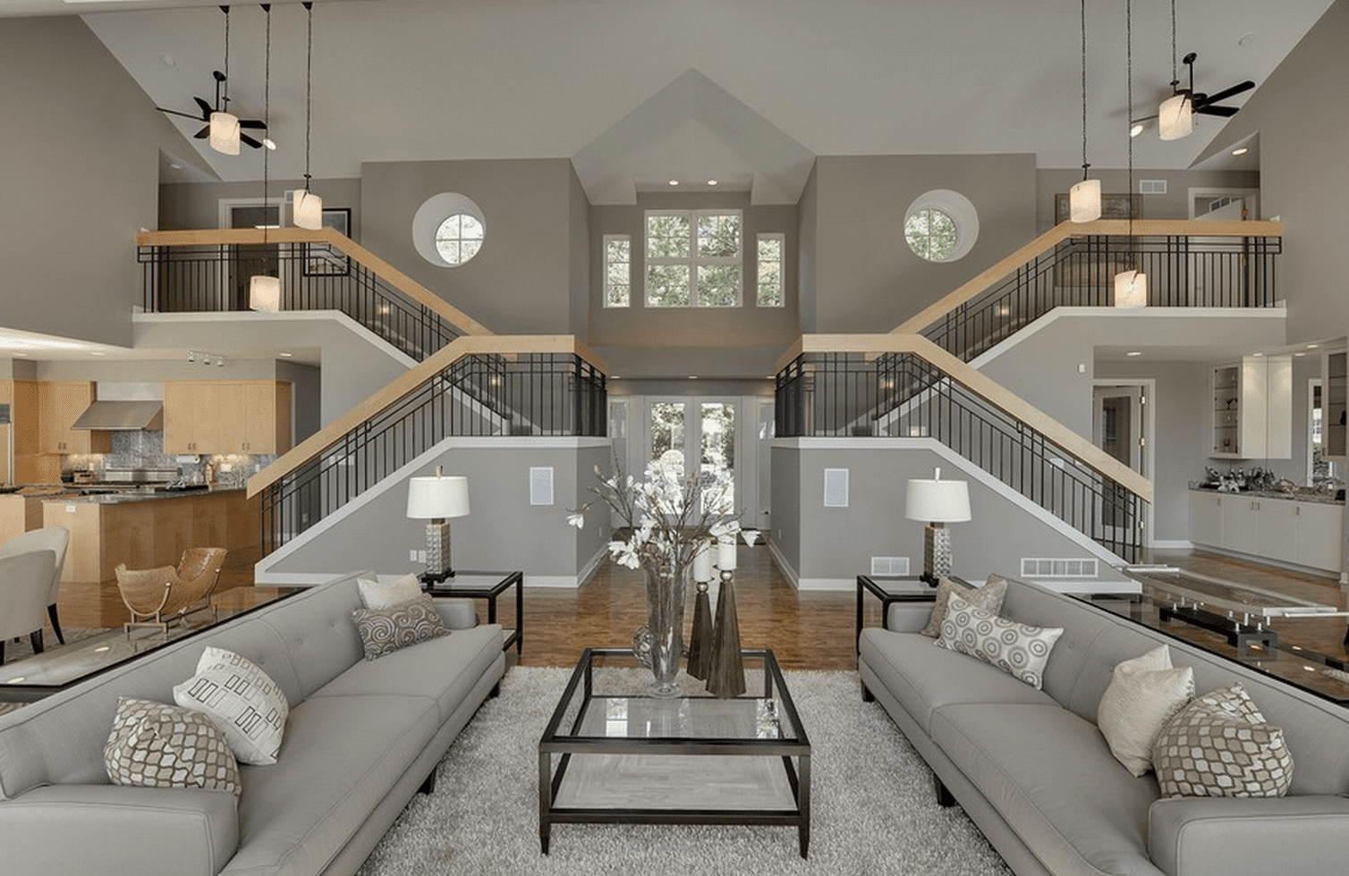 20 Amazing Lounge Room Gray In 2020 Contemporary Living Room