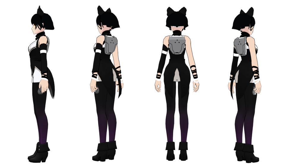 7 Character Design Rwby Volume 7 Concept Art