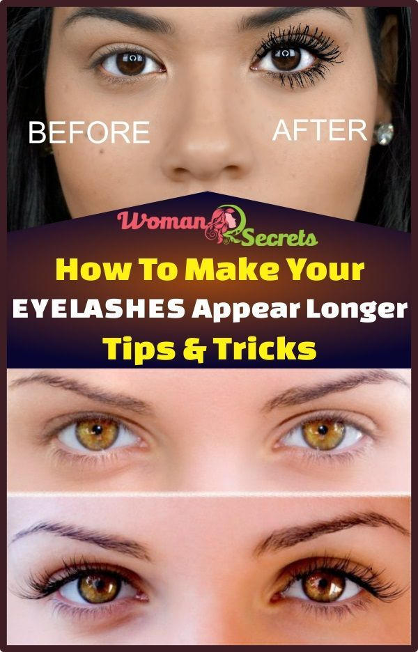 How To Make Your Eyelashes Appear Longer | Tips & Tricks # ...
