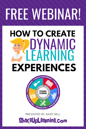 Ready To Learn How To Transition From Static Teaching To Dynamic Learning Technology Is Not A Solution It Is An Opportu Free Webinar Teacher Webinars Webinar