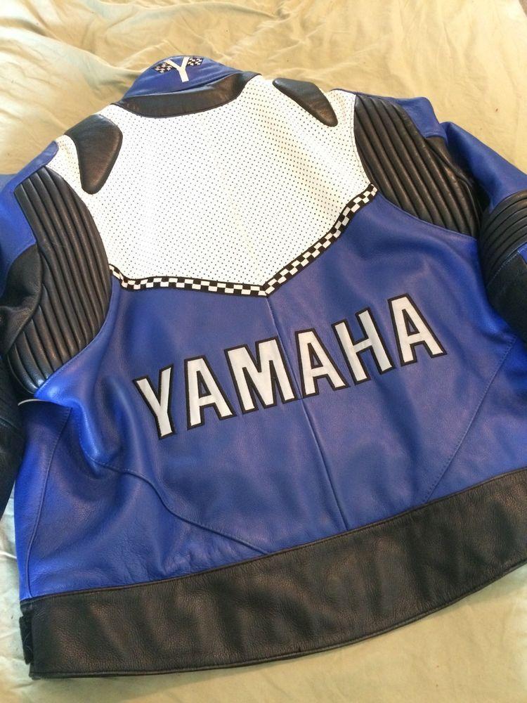 Hein Gericke Yamaha Leather Jacket