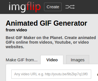 Animated GIF Generator from video or images - Best GIF Maker
