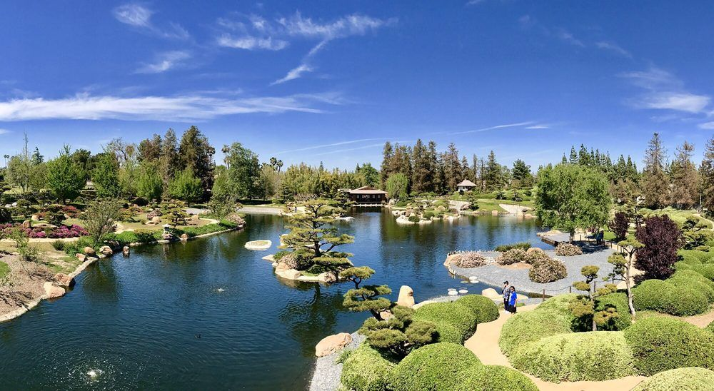 The Tranquil Outdoor Oasis In Southern California That's