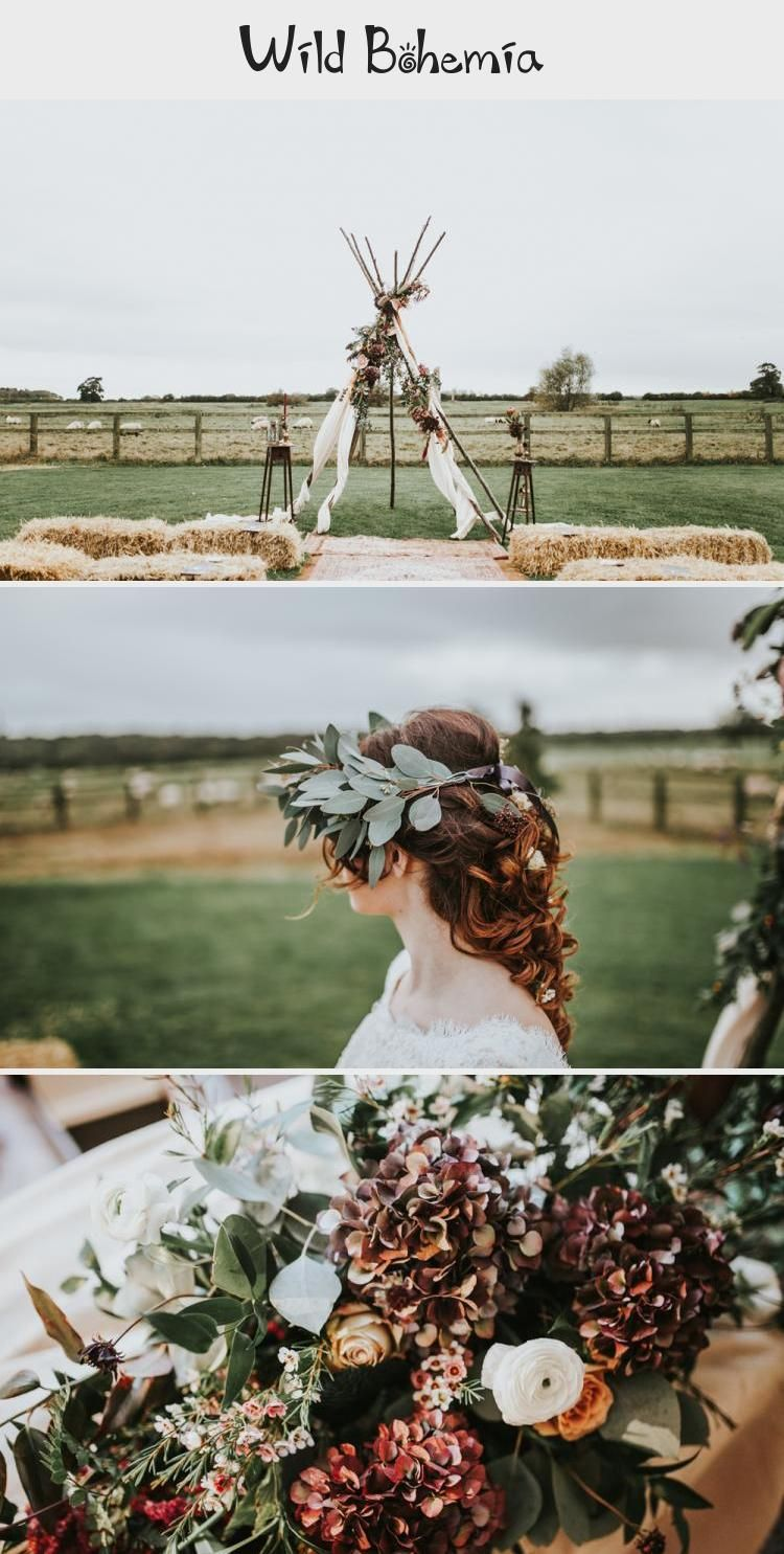 Boho Wedding Styling Inspiration - Sami Tipi | Boho style