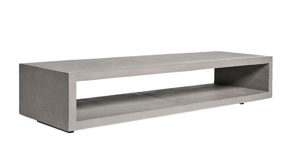 monoqi monobloc tv lowboard home pinterest tv. Black Bedroom Furniture Sets. Home Design Ideas