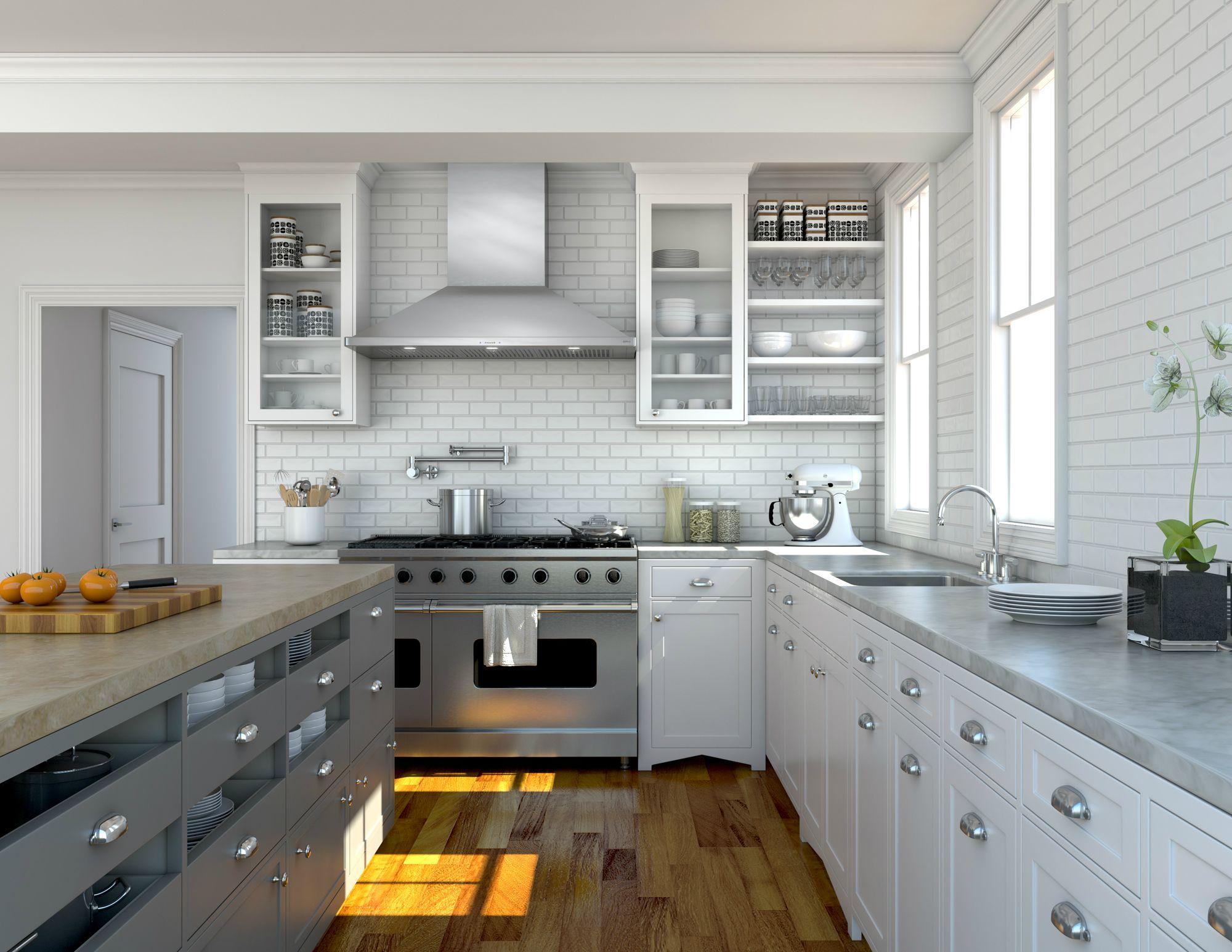 luxurious small kitchen vent range hood