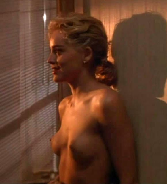 Basic Instinct Sharon Stone Nude