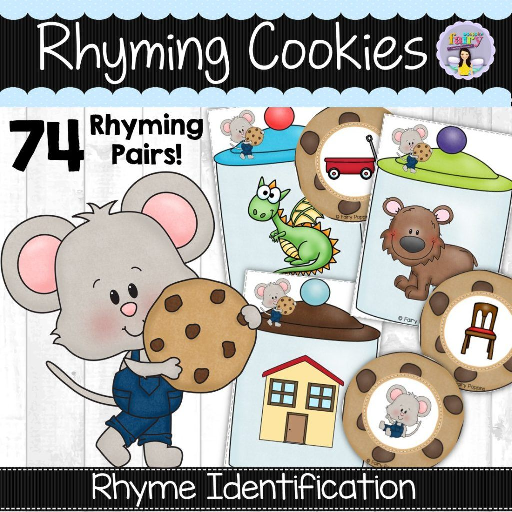 Rhyming Cookies