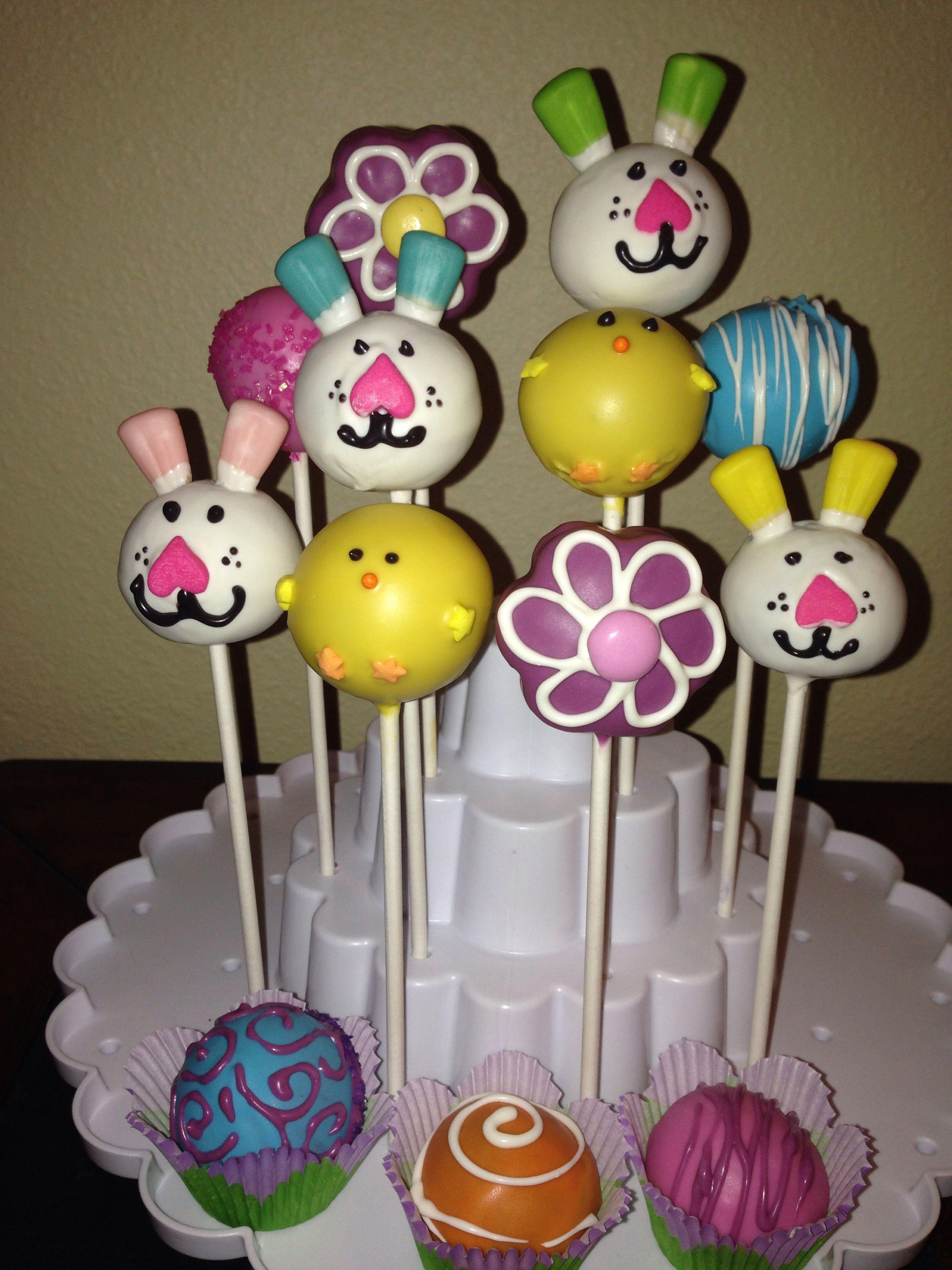 Easter cake pops easter cake pops cake pops easter cakes