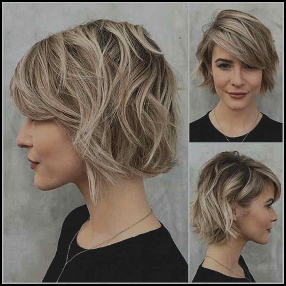 Neuesten Frisuren Frau Mittellang 2018 Trend Frisur Hair Ideas