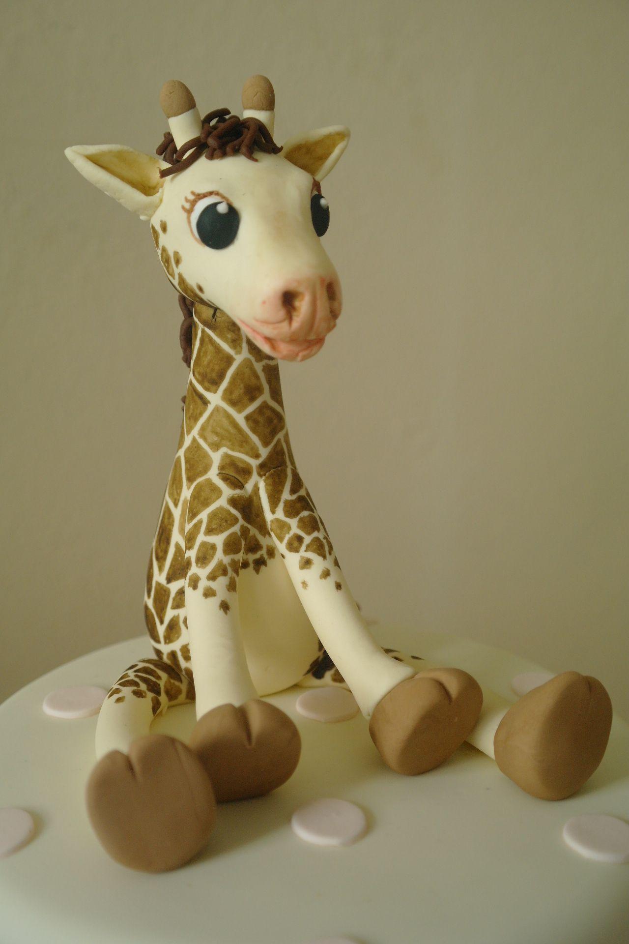 Cake Decorating Animal Figures Fondant Giraffes Fondant Giraffe Cake Decorating Community