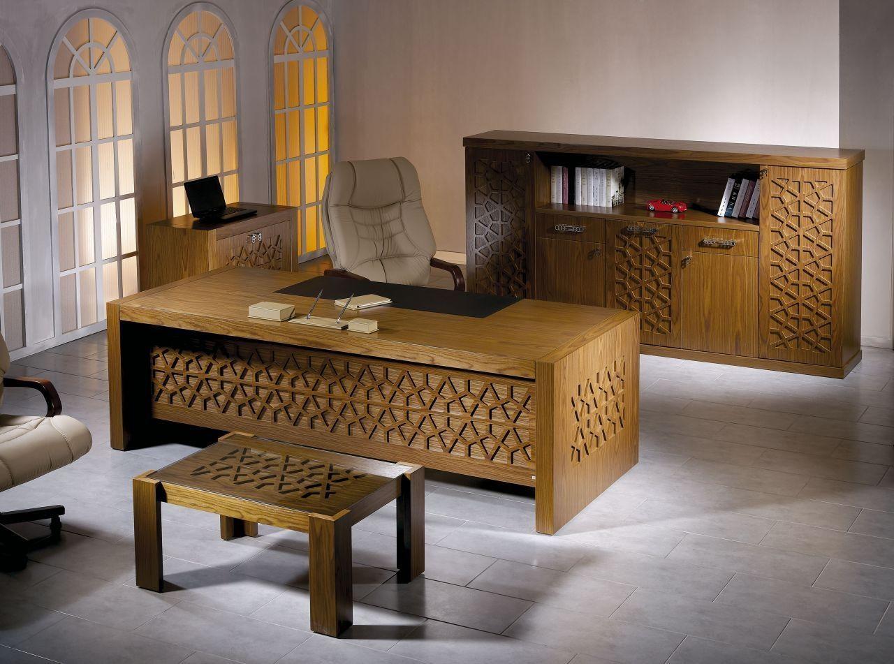 Makam Masa Takimlari Office Furniture Design Office Interiors Home Decor