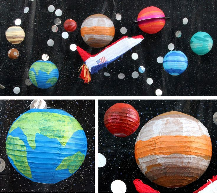 Outer #Space #Birthday #Party #Ideas #outerspaceparty