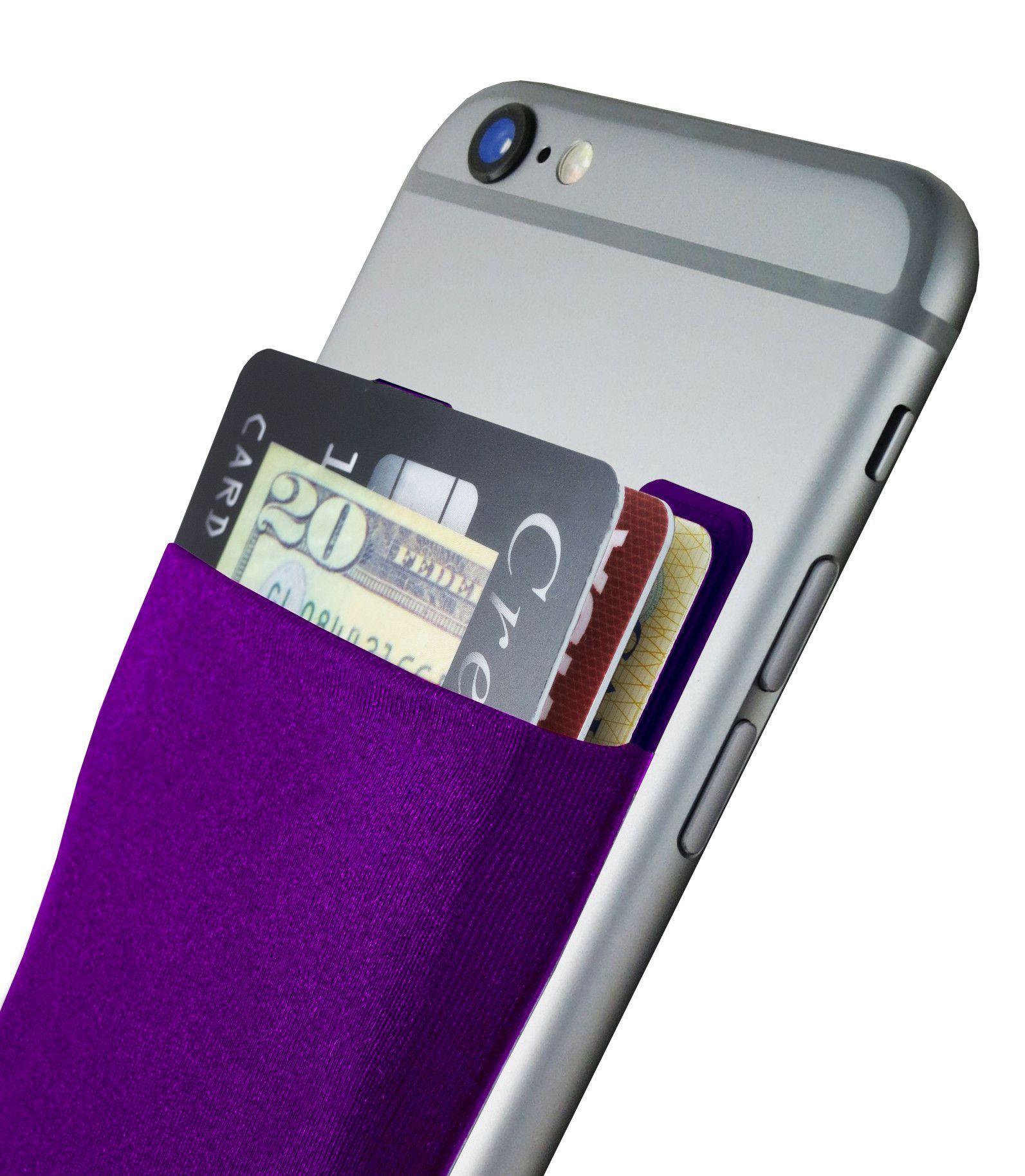 Colors best smartphone card holder cards