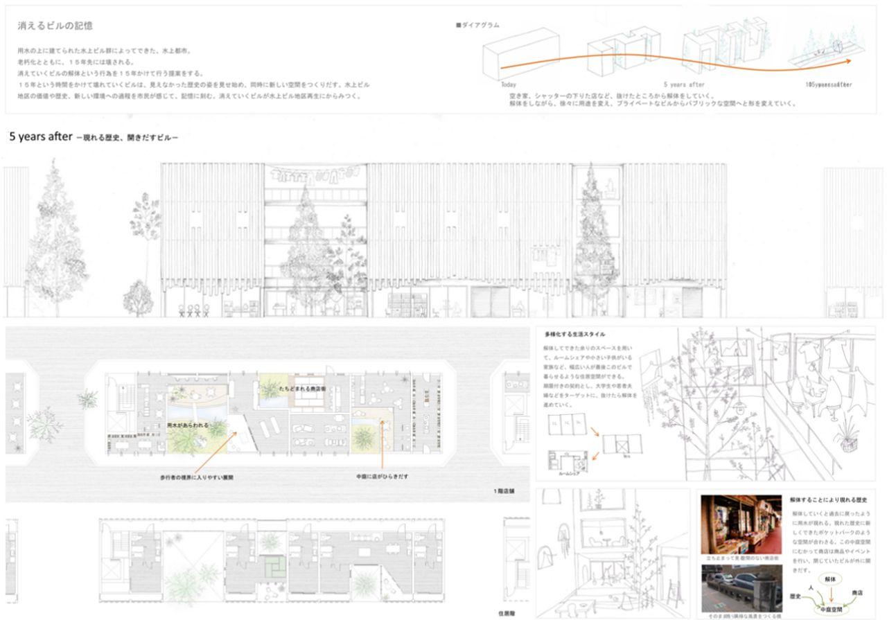 建築とガラス 設計 Google 検索 建築コンペ 建築 建築プレゼンテーションボード