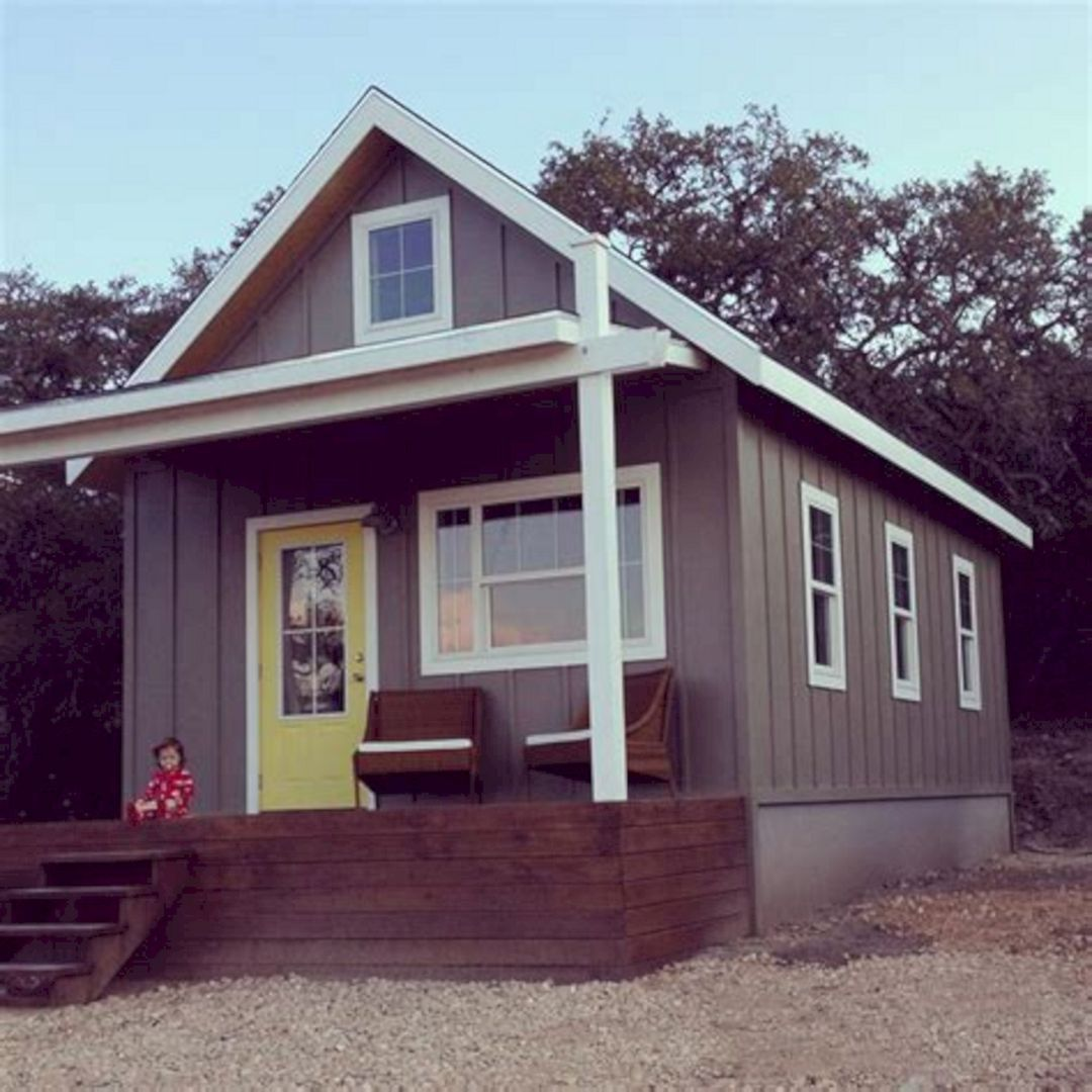 Home Color Ideas Exterior: 15 Awesome Small Home Color Ideas For Cool Home Exterior