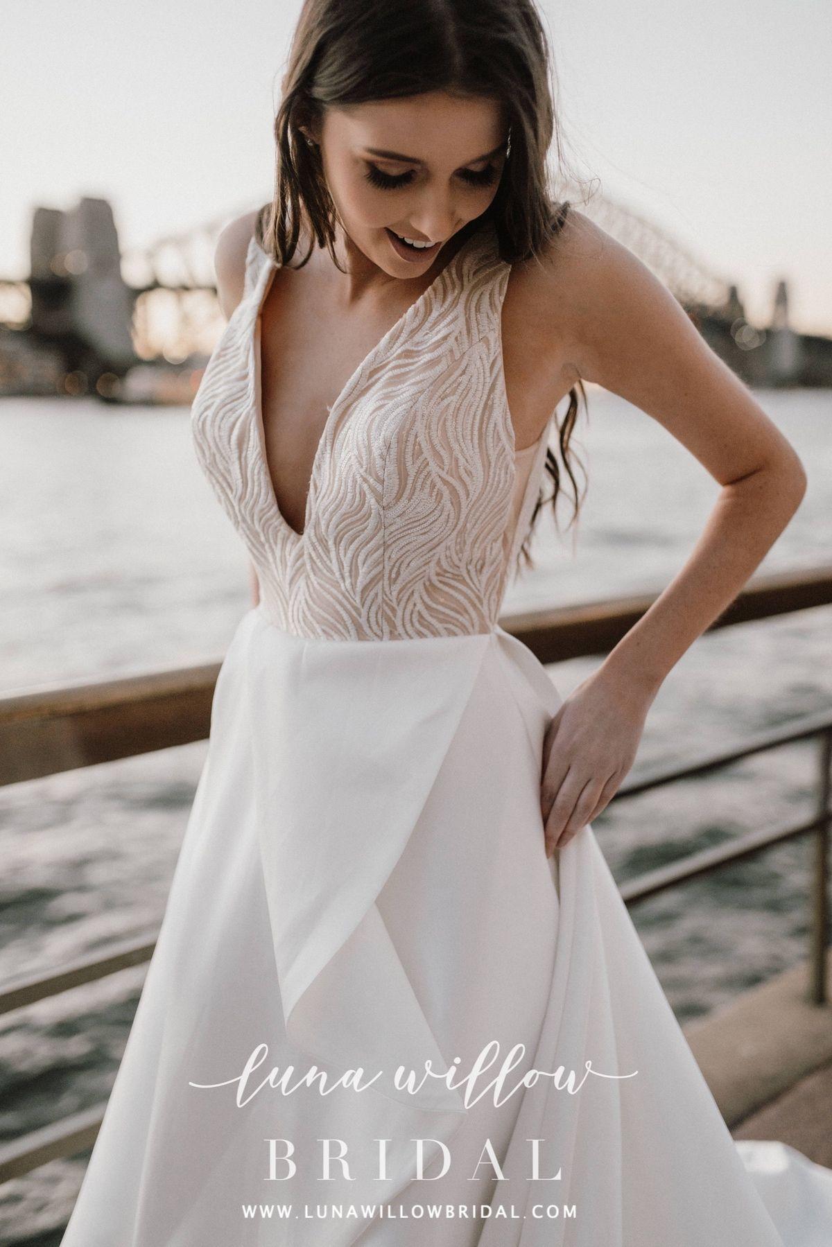 Sydney Designer wedding gowns, Beautiful wedding gowns