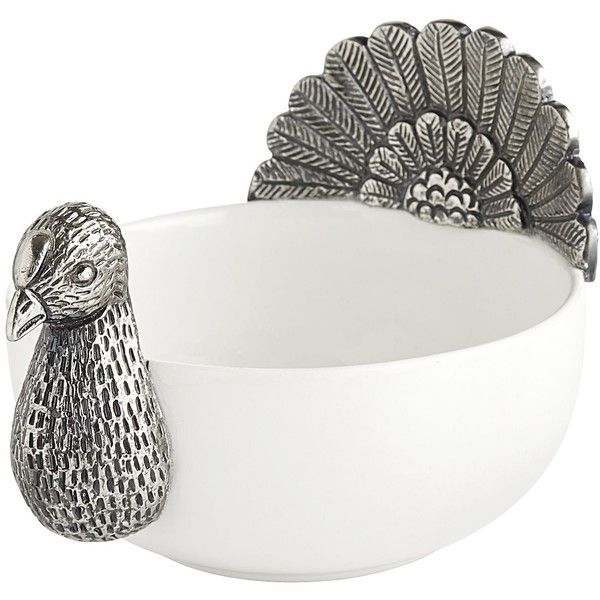 Thanksgiving Dinnerware and Entertaining Pieces | Pier 1 Imports ❤ liked on Polyvore featuring home, kitchen & dining, dinnerware, thanksgiving salad plates, thanksgiving dinnerware and pier 1 imports