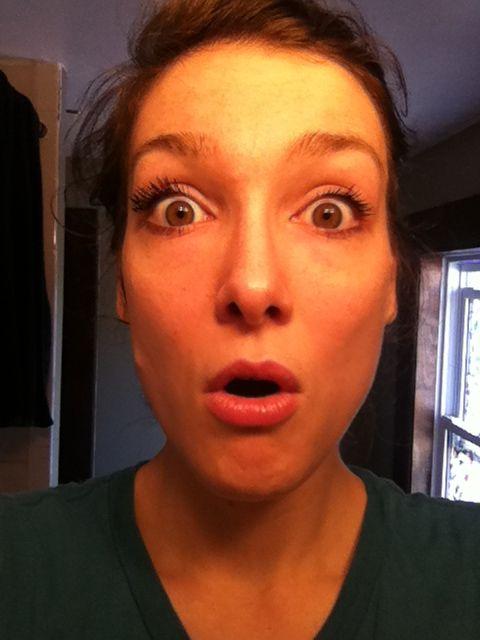 Mind Blown Face : blown, Steph's, Online, Mascara, Party!!!, Mascara,, Fiber
