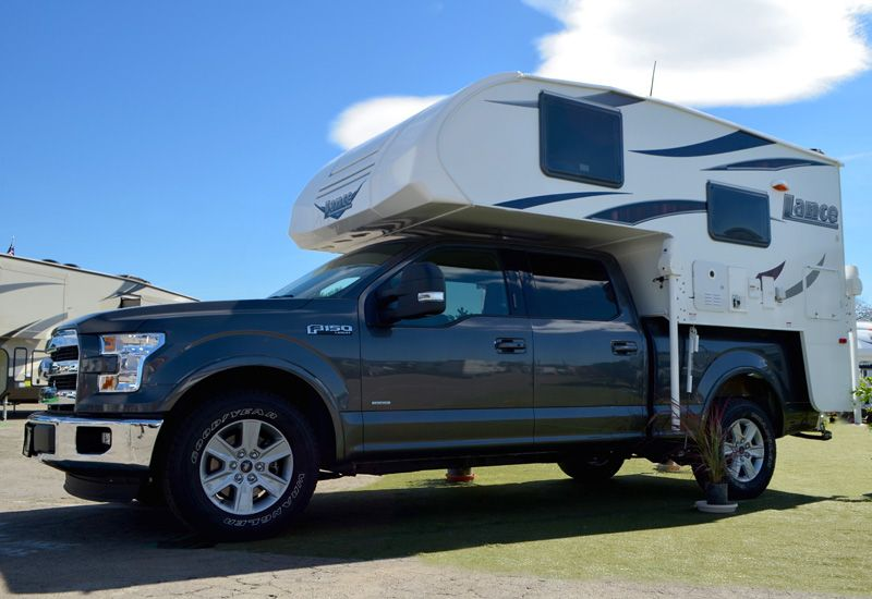 TCM EXCLUSIVE: 2016 Lance 650 | Camping | Short bed truck