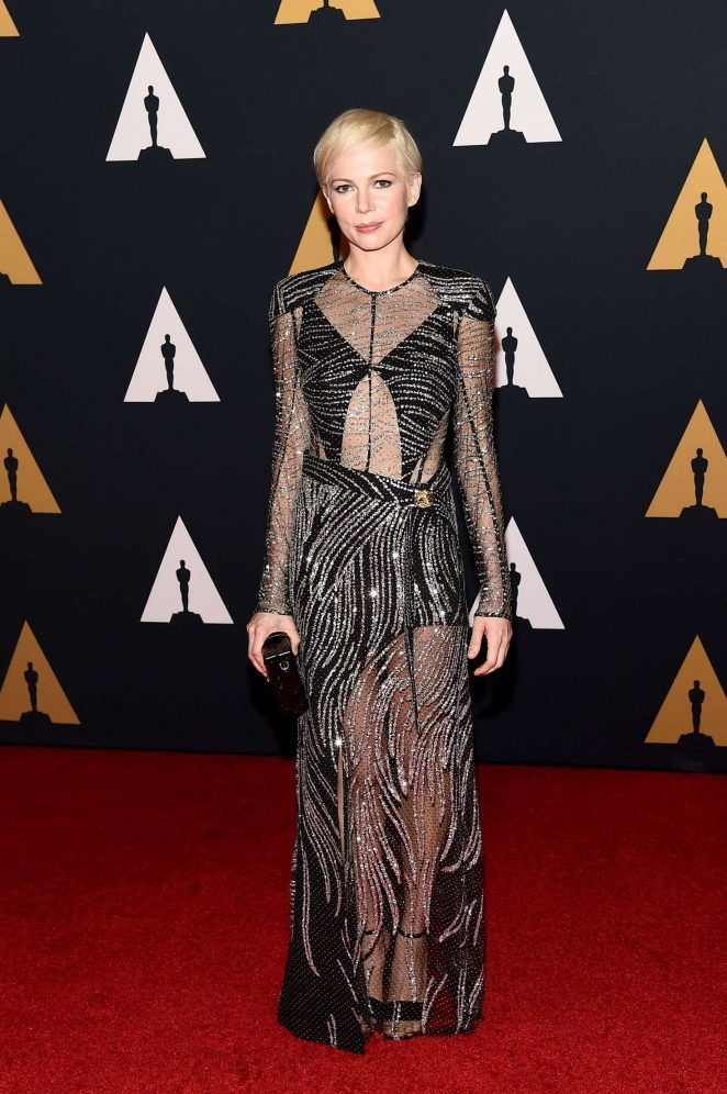Michelle Williams – 2016 Governors Awards in Hollywood