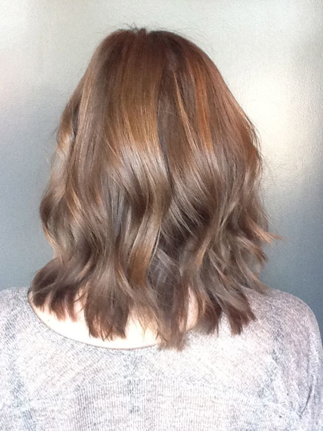 Aline Beachy Bob Haircut By Alissa Tietgen Hairstyles T