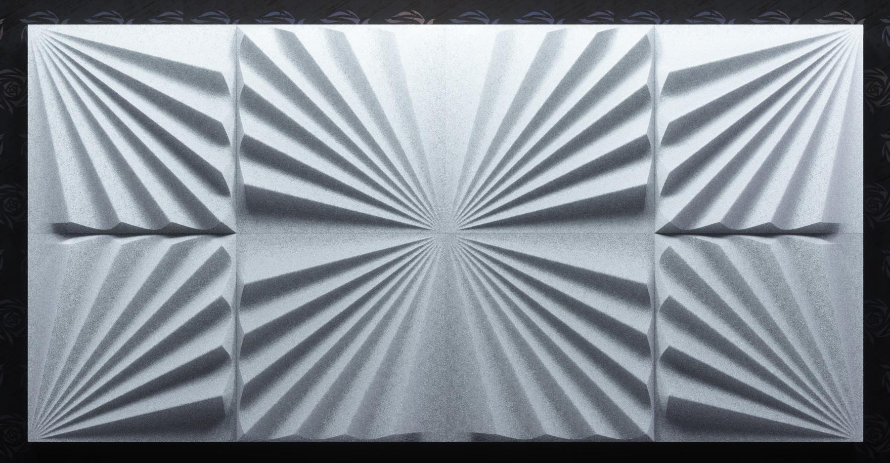 Rendering Of Acoustic Foam Panels 12