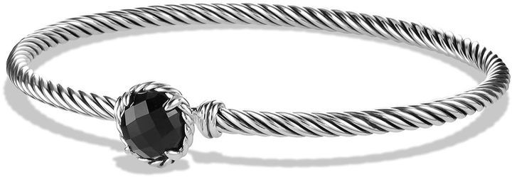 David Yurman Chatelaine Bracelet with Stone - $325.00